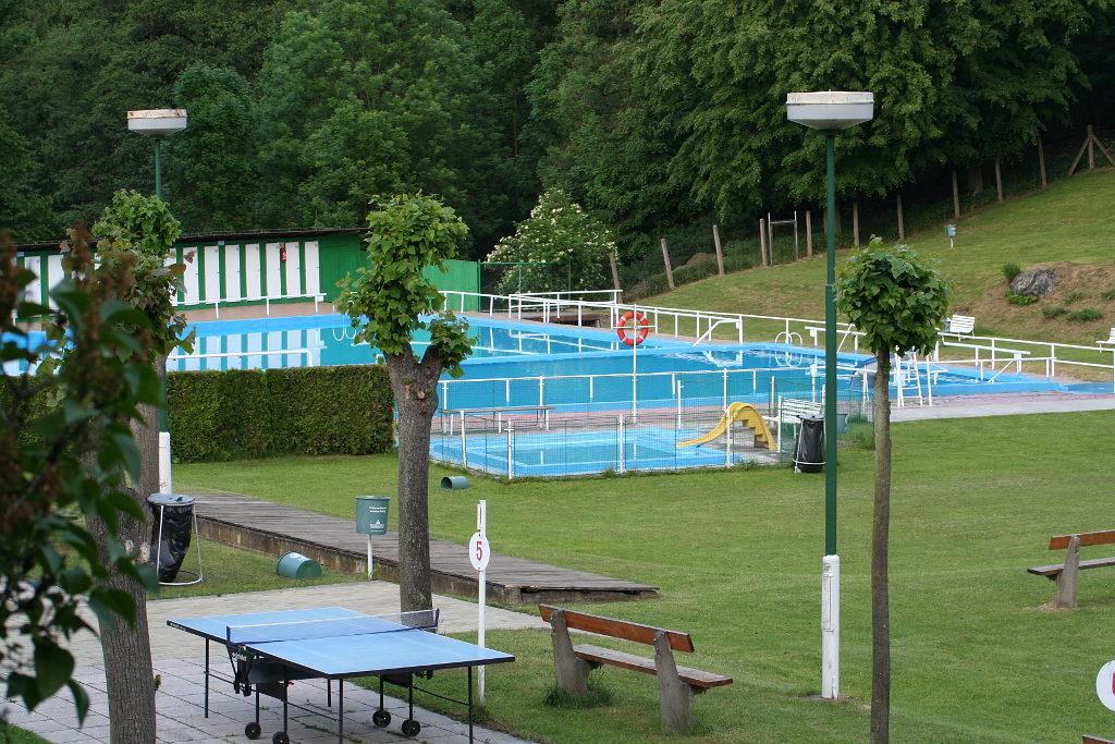 """""""U Veselíka"""" natural swimming pool - great relax in Prague"""
