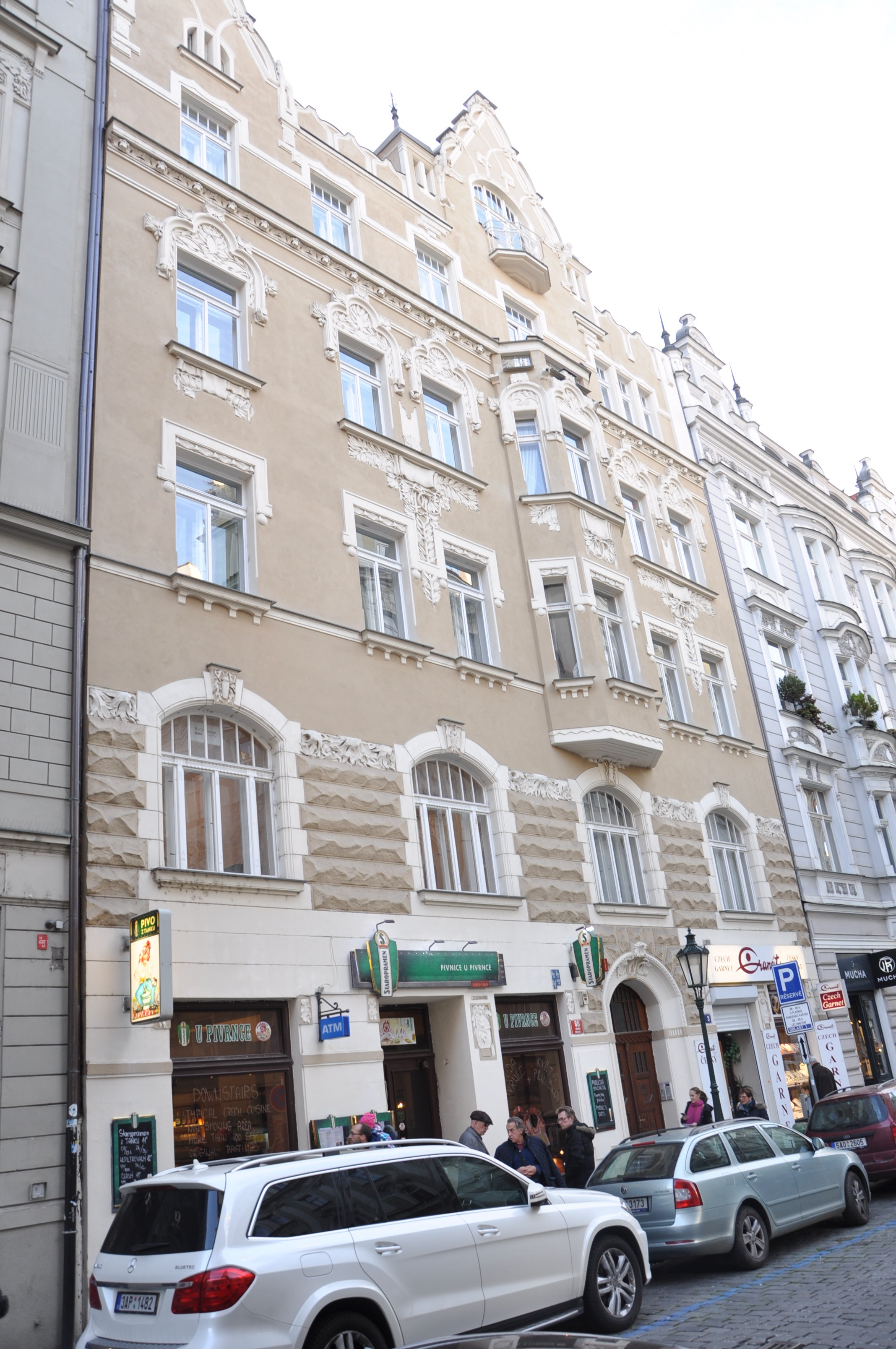 Accommodation in the center of Prague, Comfortable Hideaway in Maiselova street, Old Town Jewish Quarter, Prague