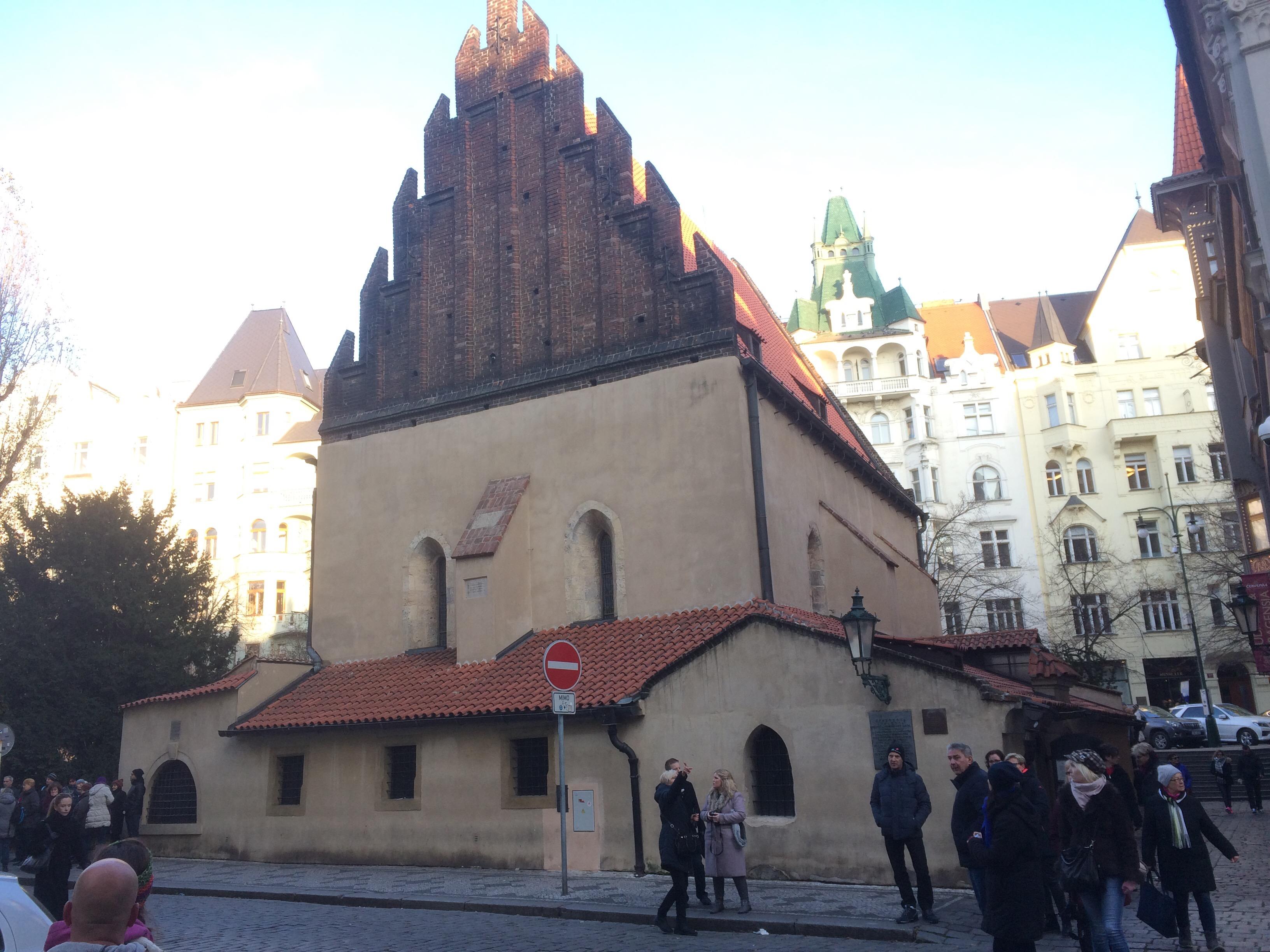 Prague Jewish Quarter accommodation